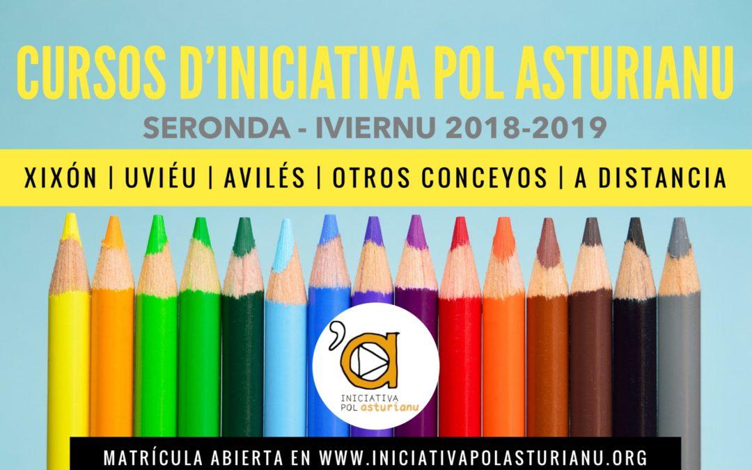 Iniciativa pol Asturianu abre'l periodu de matriculación de los sos cursos d'asturianu