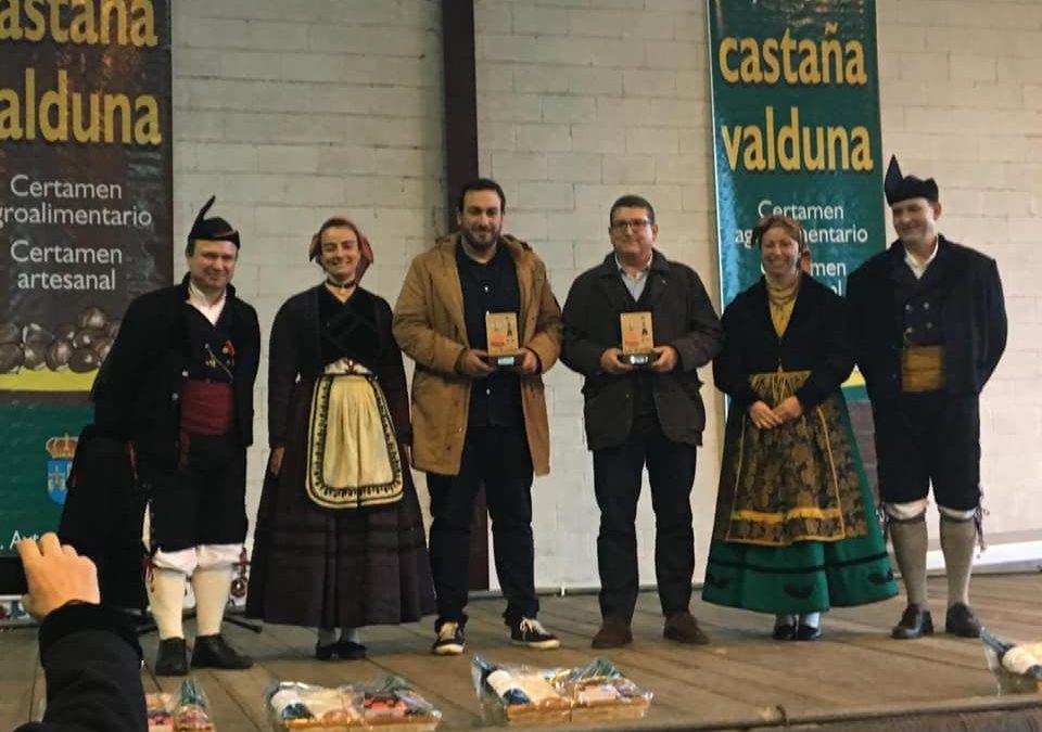 Iniciativa pol Asturianu recoyó'l reconocimientu 'N'alcordanza d'un país' qu'entrega l'asociación La Xordia