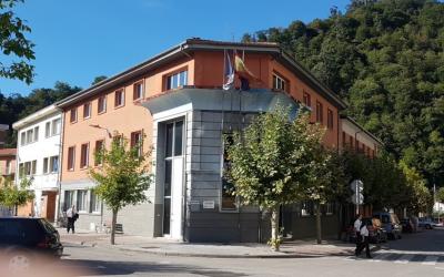 Actu d'Iniciativa pol Asturianu en Sotrondio