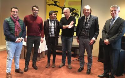 Iniciativa pol Asturianau tresllada al Conseyu d'Europa el creciente consensu social y políticu alredor de la oficialidá