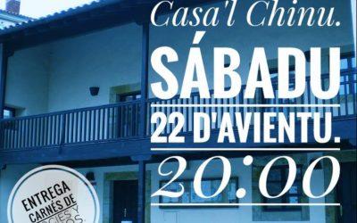 Actu d'entrega de carnés a socios y socies en Xixón