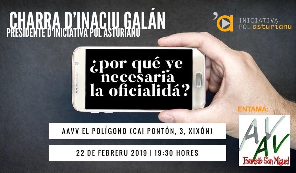 Actu d'Iniciativa pol Asturianu en Xixón